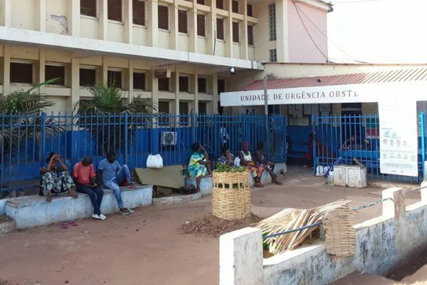 GB Hospital Simão Mendes