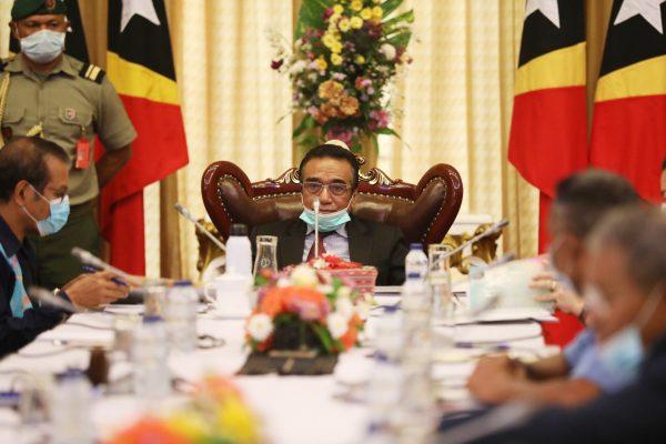 Governo de Timor-Leste Francisco Guterres Lu-Olo Taur Matan Ruak