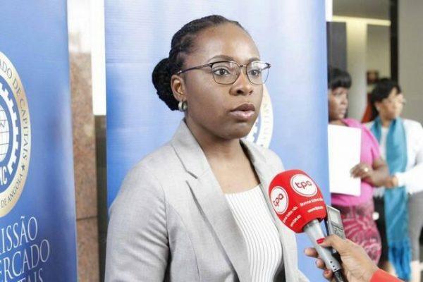 Ministra das Finanças de Angola, Vera Daves