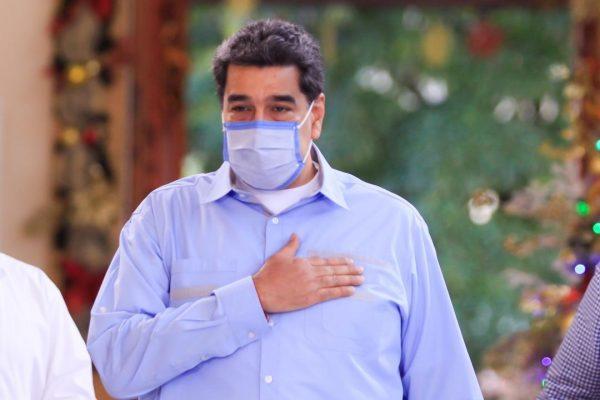 Nicolas Maduro-Twitter