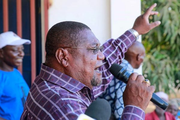 Líder da Renamo, Ossufo Momade