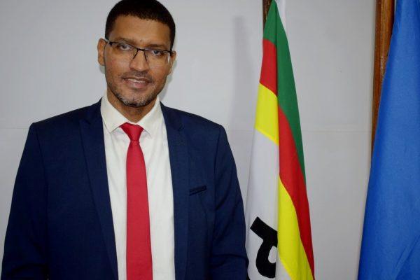 presidente da Comissão Política Regional do PAICV em Santiago Sul, Carlos Tavares