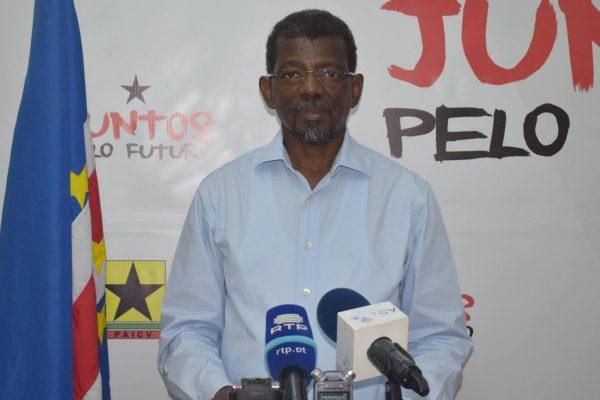 PAICV Rui Semedo Cabo Verde
