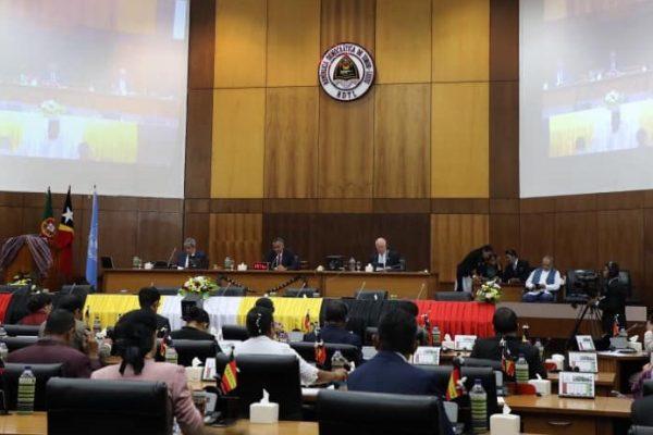 Parlamento de Timor-Leste