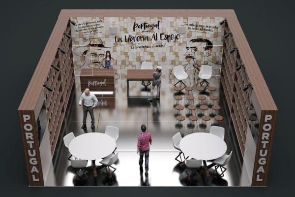 Pavilhão de Portugal FIL 2019 s especificacoes
