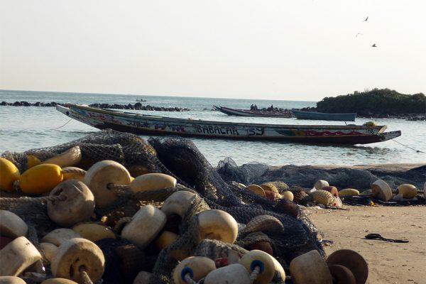 Senegal, Barco, Naufrágio