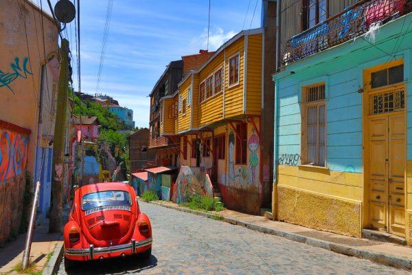Valparaíso, comuna no Chile