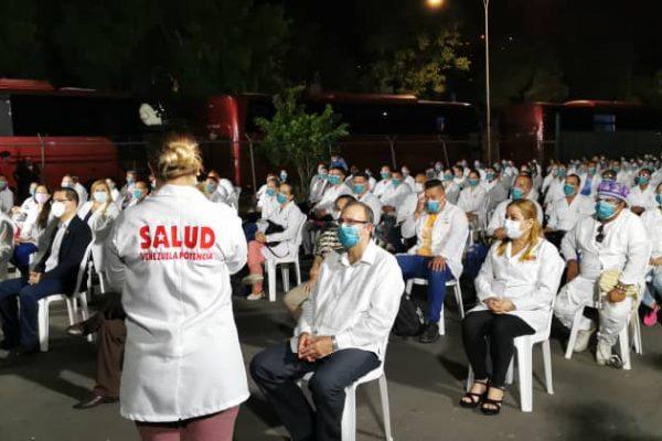 Venezuela-médicos-Twitter
