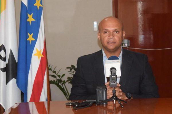 Walter Évora, membro do PAICV