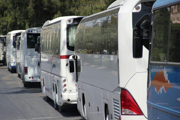 autocarro; transporte