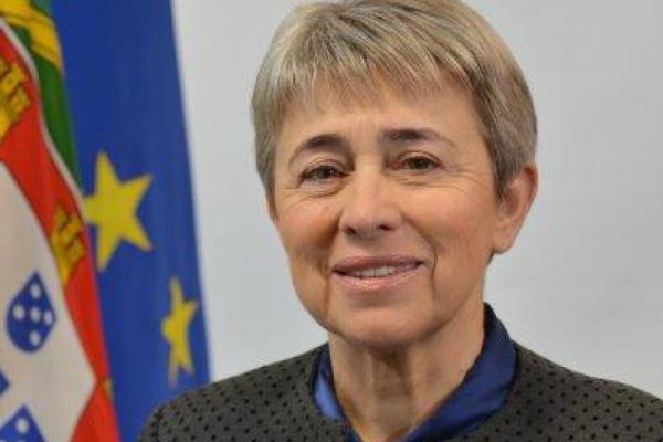 Secretária de Estado das Comunidades Portuguesas Berta Nunes
