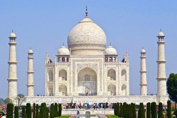 Índia, Taj Mahal Agra