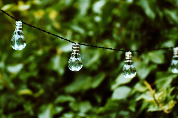 energia; sustentabilidade; lampada
