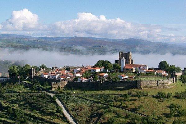 Portugal, Bragança, castelo