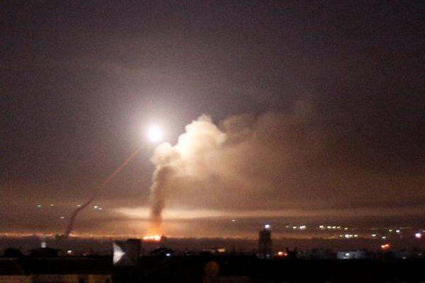 siria-bombardeamento-israel
