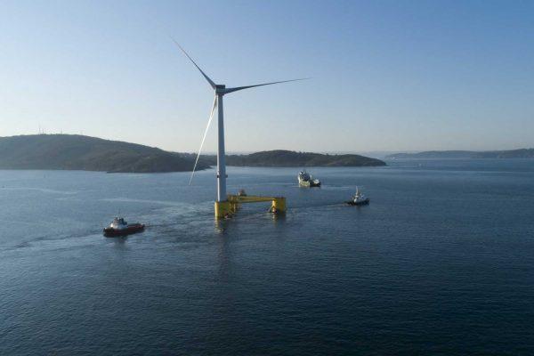 windlfoat, turbina, energia renovável