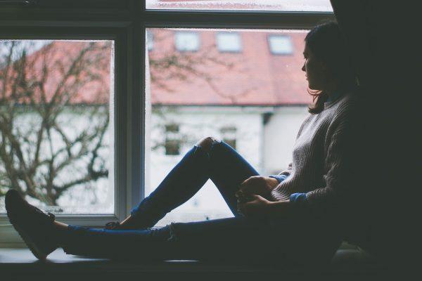 mulher; depressão